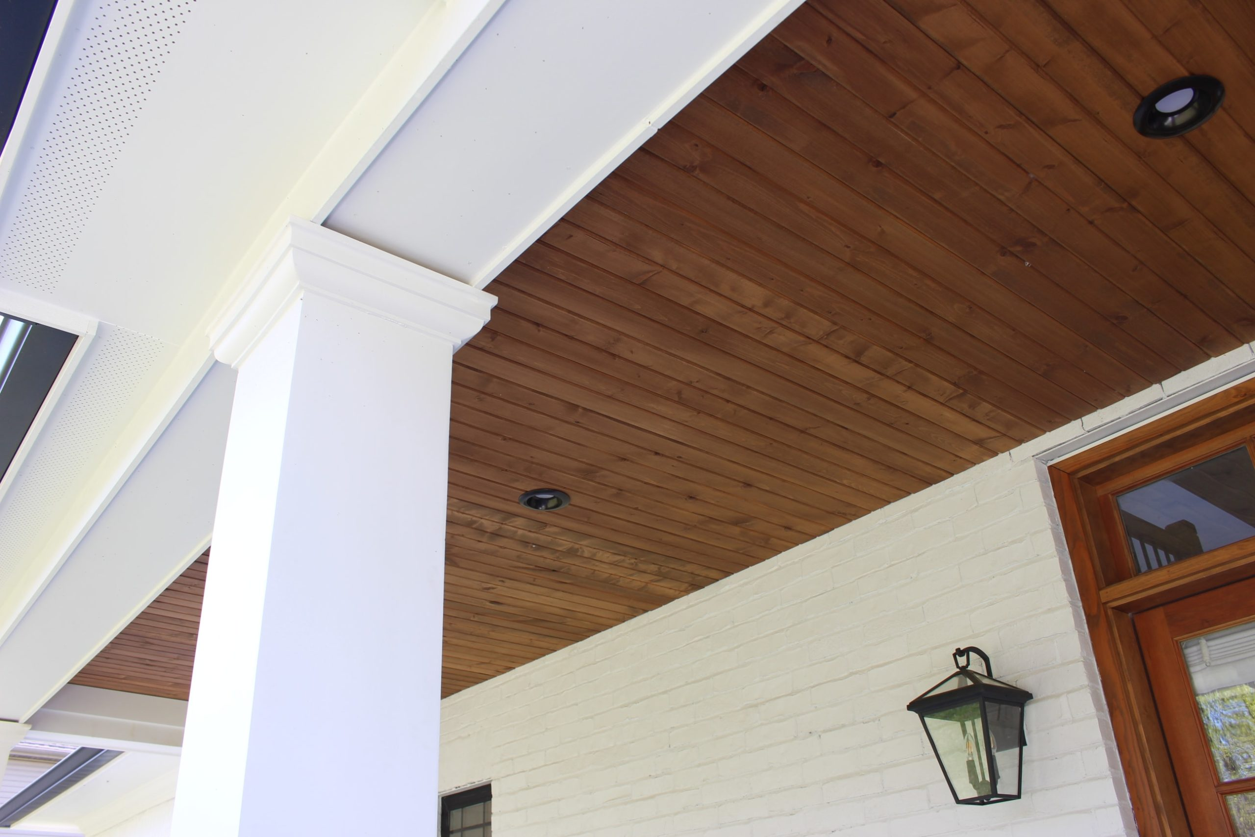 Porch Ceilings Gallery Siding Express